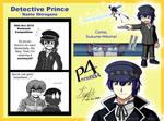 Persona 4 Naoto