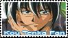 Kou Tenka Stamp by krystlekmy