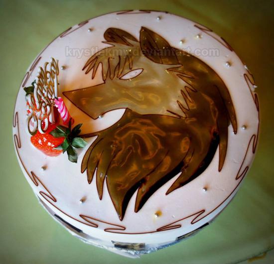 Wb Birthday Cake