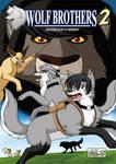 Wolf Brothers II Vol.3 Manga Cover (2016) by krystlekmy