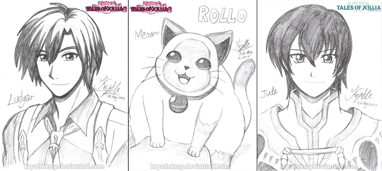 Tales Of Xillia  Fennmont Cats Suzuki
