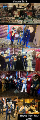 Wolf Brothers Booth at Furum 2018 - Thank you!