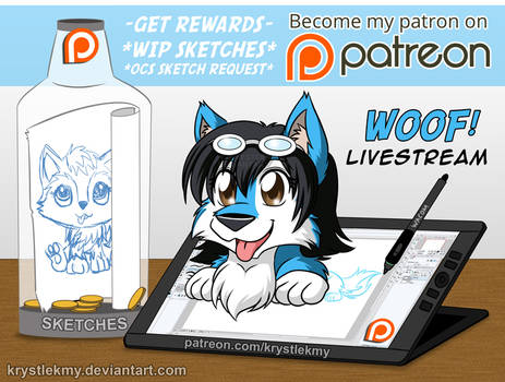 Be My Patreon - Need your help