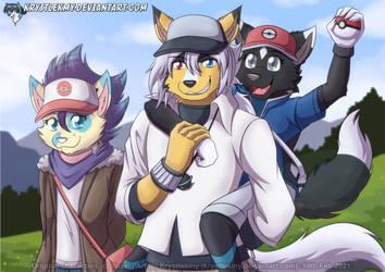 Patreon Reward (Feb 2021) Pokemon Theme