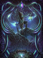 The Crystal Bearers: De'Azsh The Soulseeker by Xarcahn