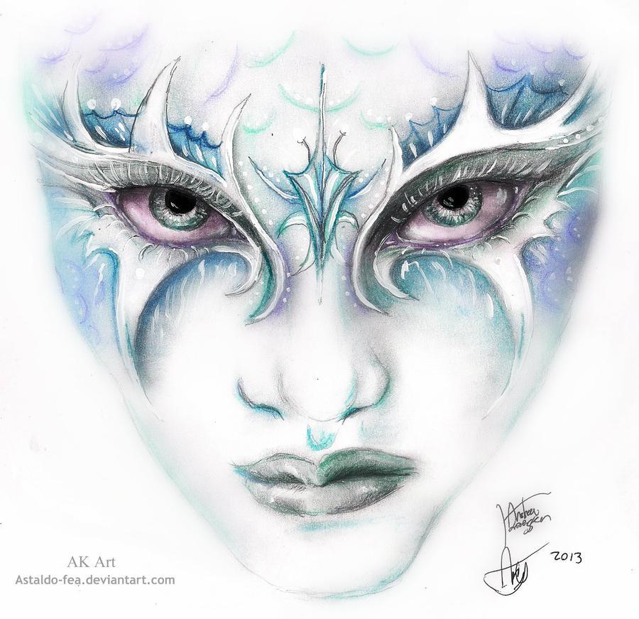 Lady Frost by Astaldo-Fea