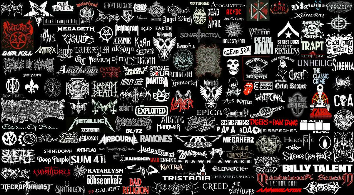 BRENTS CHRISTIAN ROCKMETAL  Brents Music List