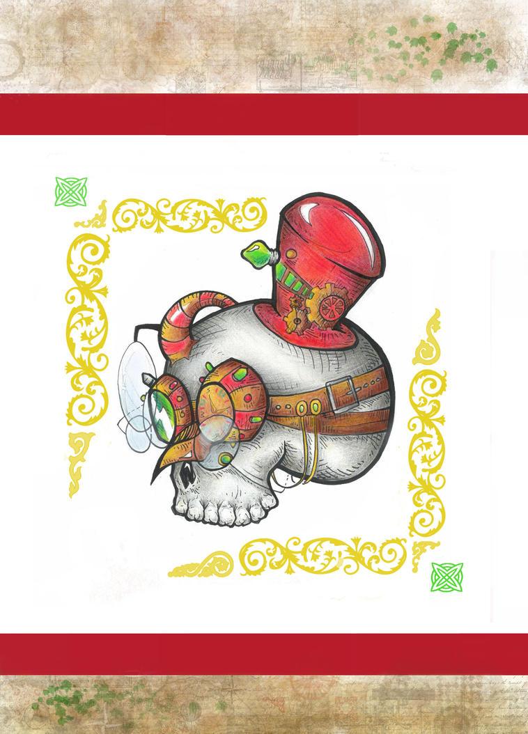 Steampunk'd by JKL-Designs