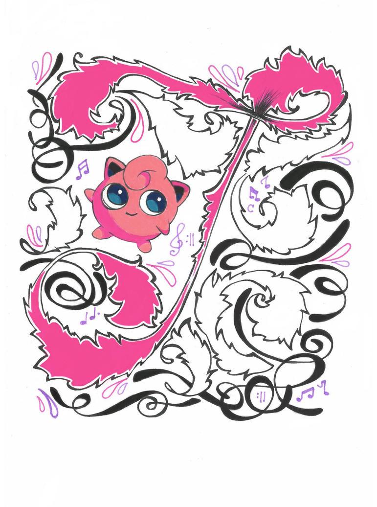 Jigglypuff by JKL-Designs