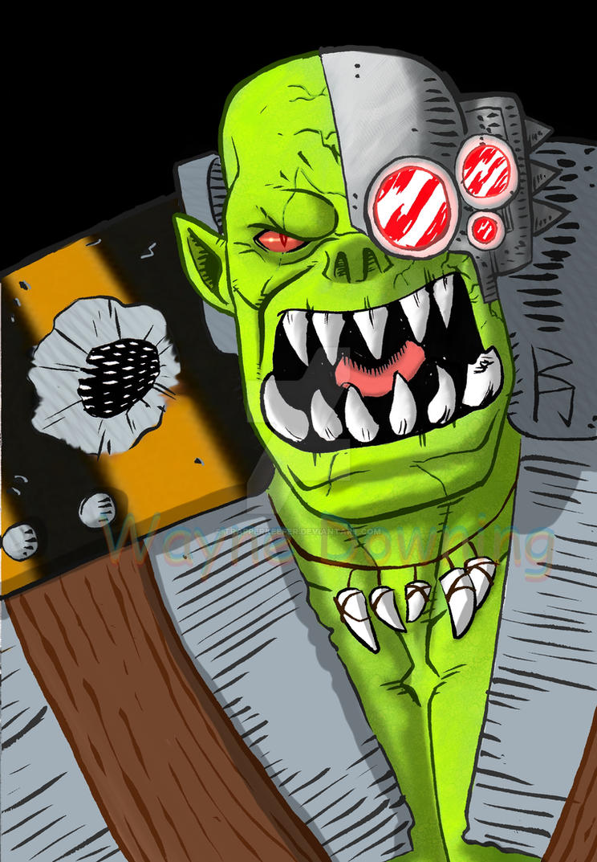 GREEN IS DA BEST!!! by trapperkeeper
