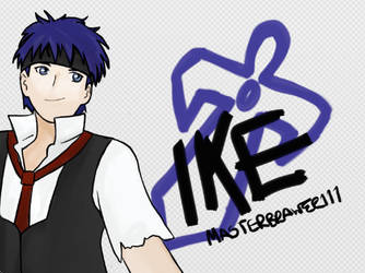 Ike: Masterbrawler111 by SSBBAnimationProject