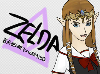Zelda: veryberrycherry150 by SSBBAnimationProject