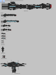Ships of Triarch Industries