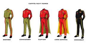 Capitol navy Uniform by EmperorMyric