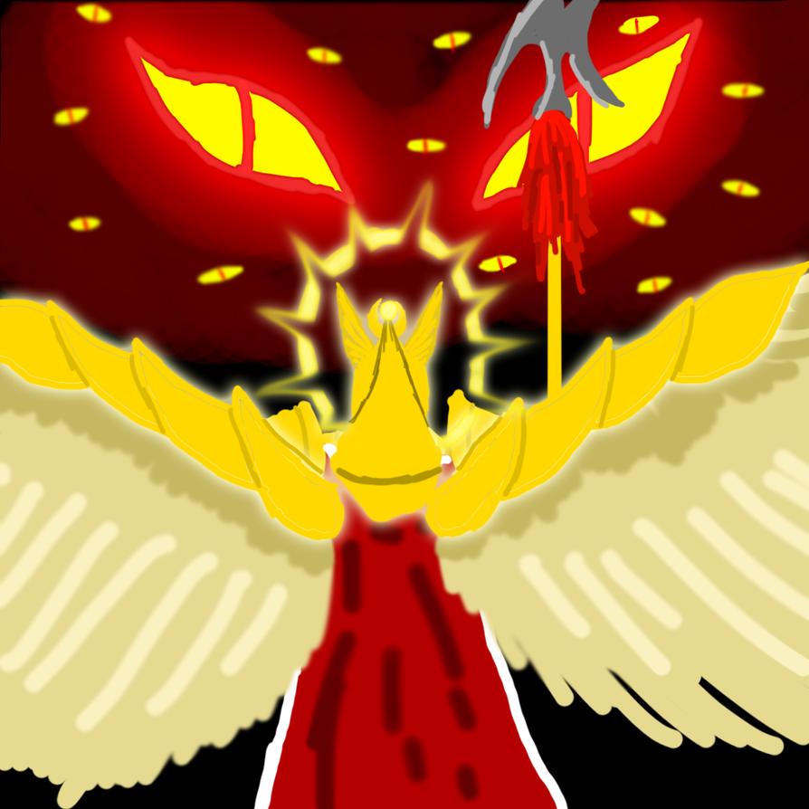 Golden Sentinel by EmperorMyric