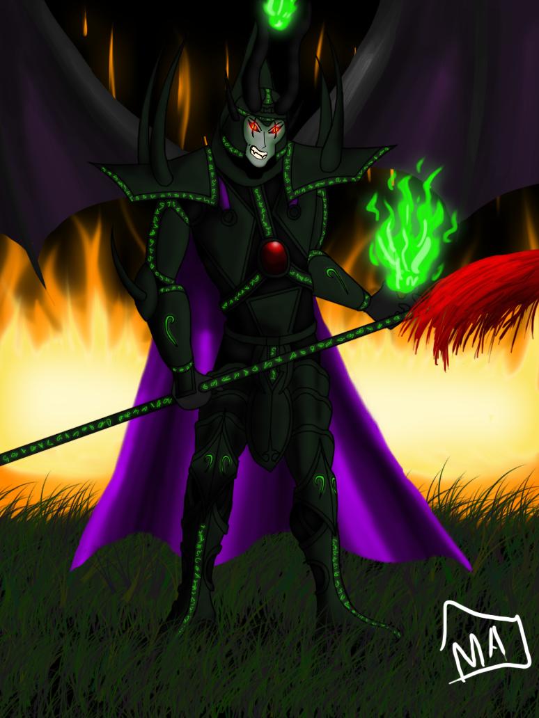 Burn it all! by EmperorMyric