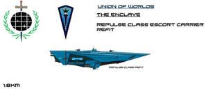 Enclave Repulse Class Union Refit