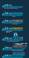 Oxen Heavy Logistics Vehicle