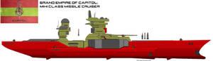 Mihi Capitol Missile Cruiser