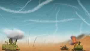 2AW Rubikon Ground War: Aerial Defence