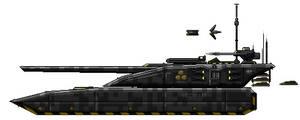 Sentinel Mk.3 MBT