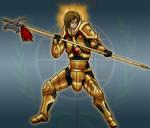 Myric Angel of Light by EmperorMyric