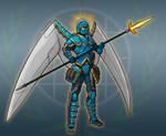 Union Angel Guard by EmperorMyric