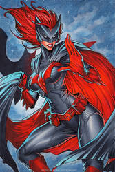 Batwoman   Commission