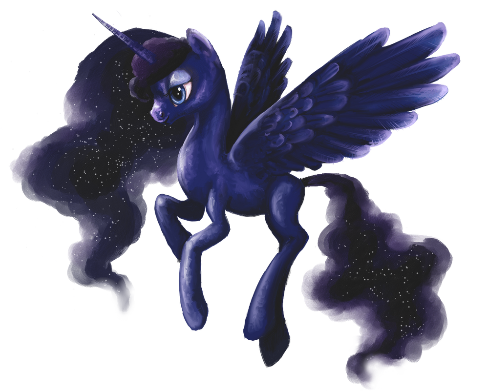 Luna by RedTallin