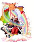 Rainbow Master by YokoKuramaTheFox