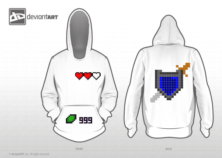 zelda-inspired-hoody by NicPi