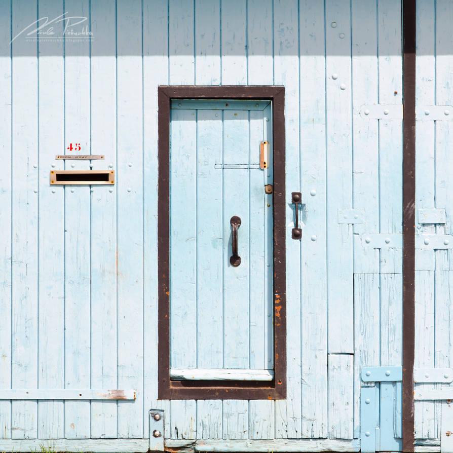 The Harbor Door by NicPi