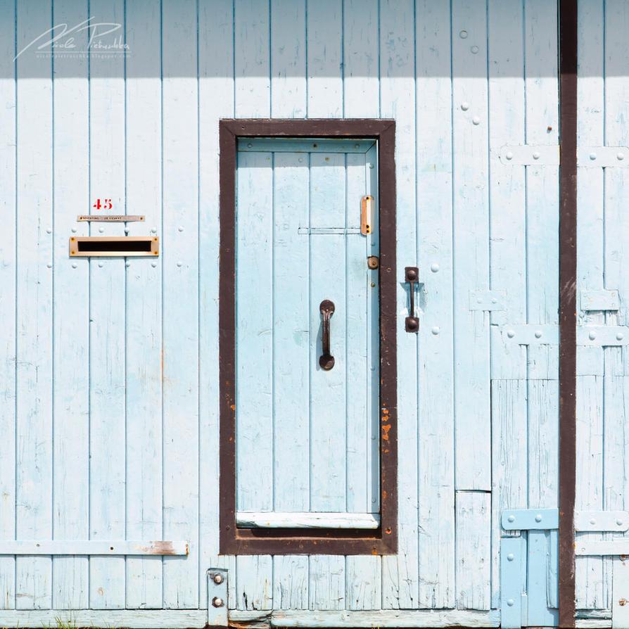 The Harbor Door by *NicPi