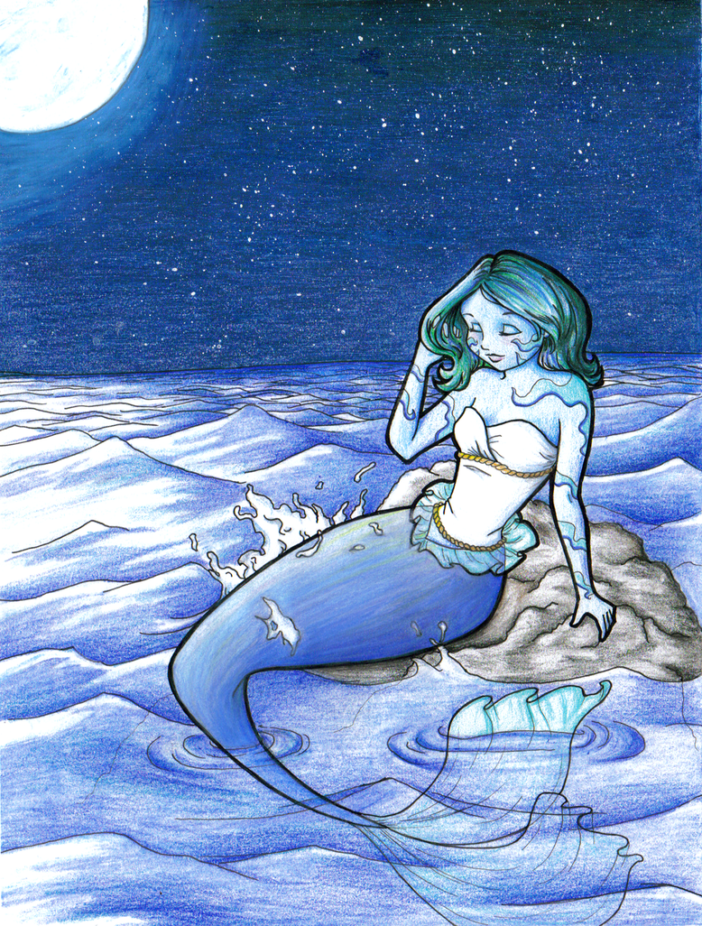 Sea by snow-white-kt