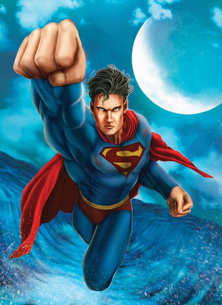 Superman by SarahPerryman