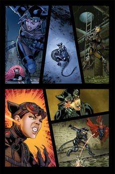 Injustice: Gods Among Us #17 pg. 6 - Colors