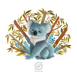 Wild Australian life by JustineF-Illustrator