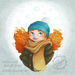 #Draw This In Your Style by JustineF-Illustrator