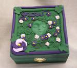 Spring Green Lady spirit box