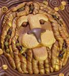 Lion Spirit box detail