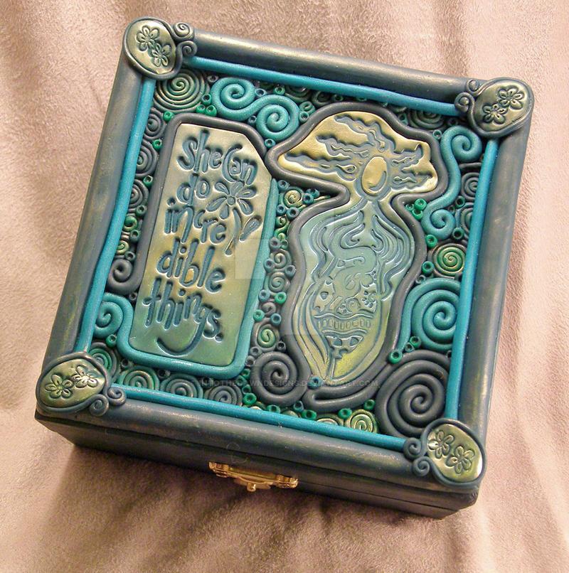 'Incredible Things' box
