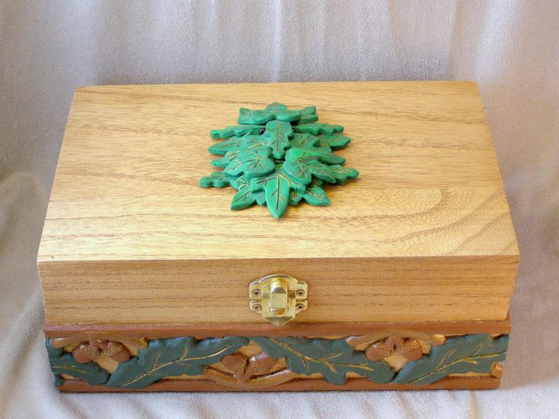 Green Man spirit box