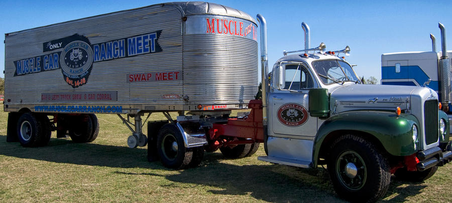 Antique Tractor Trailers : Vintage tractor trailers peaks free porn