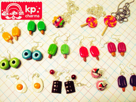 Kp-charms