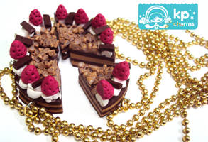 chocolate y fresas by KPcharms