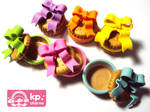 cookie ribbon boxes