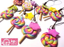 straps lollipops by KPcharms