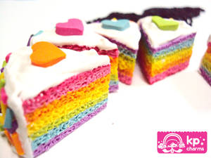 cute rainbow cake 1