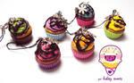 sirup cupcakes