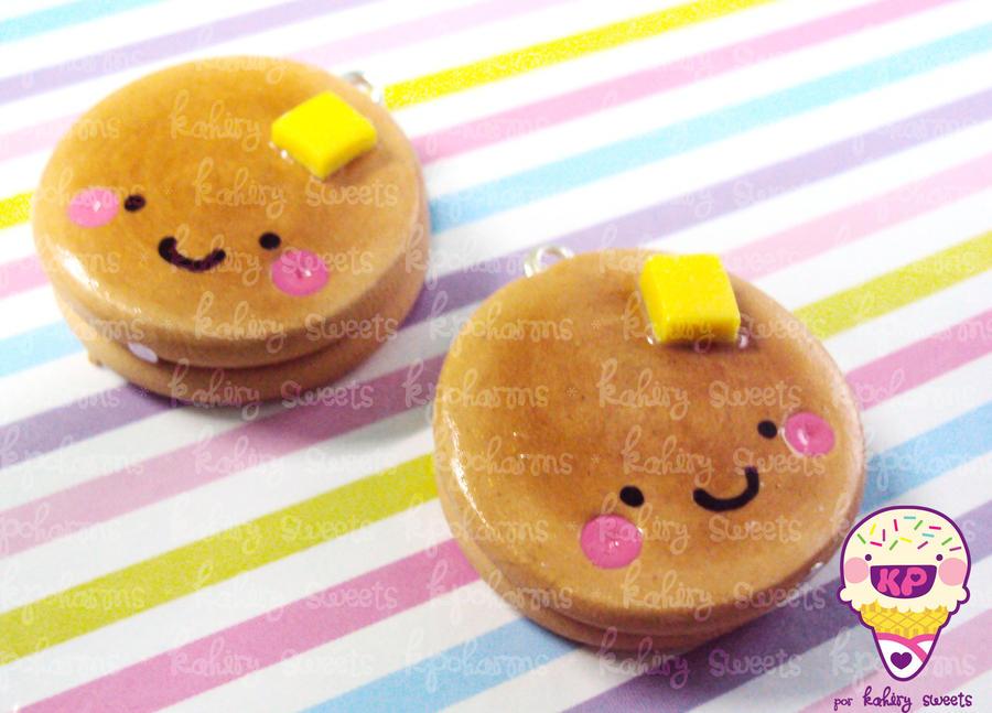 cute hotcakes by KPcharms